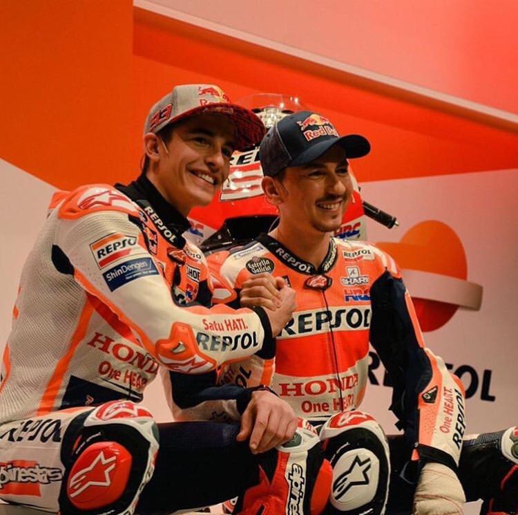 Repsol Honda MotoGP 2020 - Marc Márquez & Álex Márquez